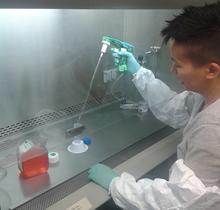 Cell culture technician